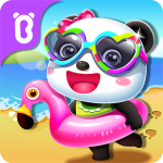 Baby Panda's Summer: Vacation v APK For Android