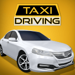 City Taxi Driving: Fun 3D Car Driver Simulator v APK For Android