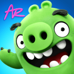 Download Angry Birds AR: Isle of Pigs v APK For Android