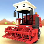 Download Blocky Farm Racing & Simulator – free driving game v APK For Android