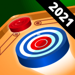 Download Carrom Disc Pool : Free Carrom Board Game v APK For Android