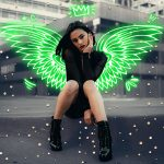 Download Instasquare Photo Editor: Drip Art, Neon Line Art v APK For Android