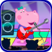 Download Kids music party: Hippo Super star v APK Latest Version