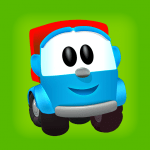 Download Leo the Truck and cars: Educational toys for kids v APK
