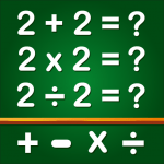 Download Math Games, Learn Add, Subtract, Multiply & Divide v APK For Android