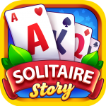 Download Solitaire Story TriPeaks – Top Free Soli Card Game v APK New Version