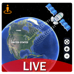 Live Earth Map Pro-Satellite View, World Map 3D v APK Download For Android