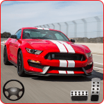Mustang GT 350r: Extreme City Stunts Drive & Drift v APK Download New Version