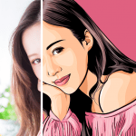 Photo Lab Picture Editor: face effects, art frames v APK For Android