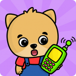 Baby phone – games for kids v APK Download For Android
