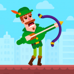 Download Bowmasters v2.14.8 APK For Android