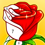 Download ColorPlanet® Paint by Number, Free Puzzle Games v1.1.14 APK Latest Version