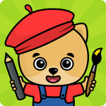 Download Coloring and drawing for kids v APK New Version