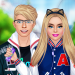 Download High School Couple: Girl & Boy Makeover v1.7 APK For Android