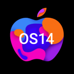 Download OS14 Launcher, Control Center, App Library i OS14 v APK For Android