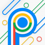 Download Pixel pie icon pack – free icon pack v APK For Android