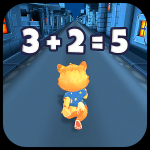 Download Toon Math: Endless Run and Math Games v APK Latest Version