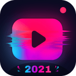 Download Video Editor – Glitch Video Effects v2.1.0.2 APK For Android