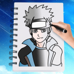 Free Download How to Draw Anime & Coloring Anime v APK