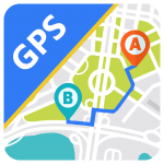 GPS Navigation Maps Directions – Route Planner v2.5 APK For Android
