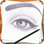 How to Draw Eyes Step by Step v APK New Version