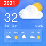 Live Weather Forecast: 2021 Accurate Weather v1.7.3 APK Download Latest Version