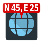 Map Coordinates v APK For Android