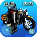 Download Motorcycle Racing Craft: Moto Games & Building 3D v1.14-minApi23 APK For Android