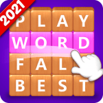 Download Word Fall – Brain training search word puzzle game v3.2.5 APK New Version