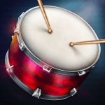 Drums: real drum set music games to play and learn v2.18.01 APK For Android