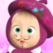 Masha and the Bear: Free Coloring Pages for Kids v1.7.7 APK Download New Version