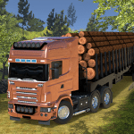 Off-road Cargo Truck Simulator v1.0 APK For Android