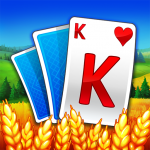 Solitaire Golden Prairies: Master Farm Matters! v0.36.12 APK For Android