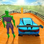 Superhero Car Games GT Racing Stunts – Game 2021 v1.22 APK For Android