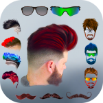Download Hairy – Men Hairstyles beard & boys photo editor v6.6 APK For Android