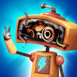 Tiny Robots Recharged v1.54 APK Download For Android