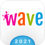 Wave Keyboard Background – Animations, Emojis, GIF v1.67.6 APK For Android
