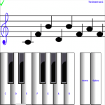 (light) learn sight read music notes piano tutor v7.0.3 APK Download New Version