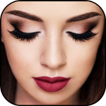 How to make up face💋Learn to make up eyes v2.0.0 APK New Version