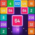 Merge Block – 2048 Puzzle v2.8.6 APK For Android