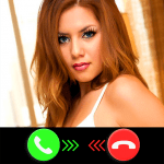 Talk with sexy girl (prank) v1.0 APK For Android