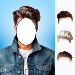 Man Hairstyles Photo Editor v1.8.8 APK Download Latest Version
