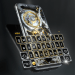 Silver Luxury Watch Wallpaper & Animated Keyboard v4.44 APK Download For Android