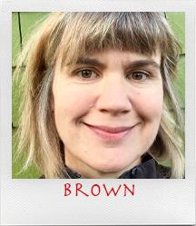 r brown