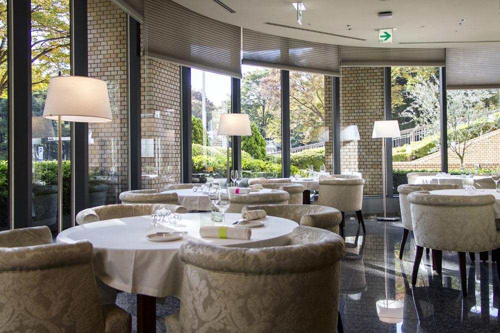 Cuisine[s] Michel Troisgros, Tokyo