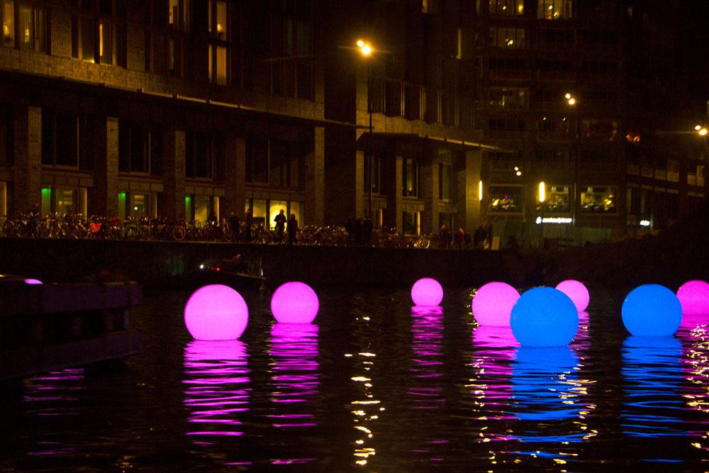 Amsterdam Light Festival 2014-2015