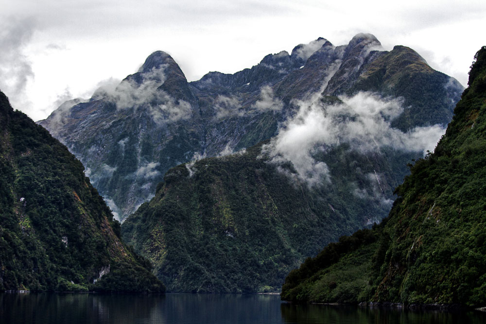 Doubtful Sound, New Zealand
