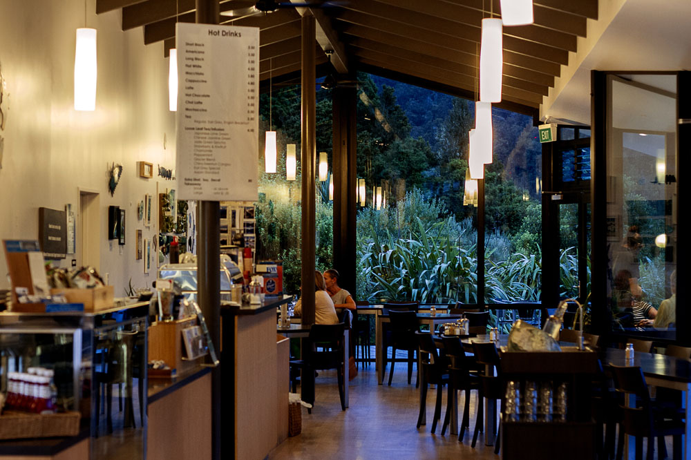 Lake Matheson & Matheson Cafe, New Zealand
