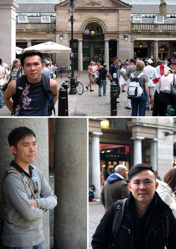 London: 2004, 2009 &2013