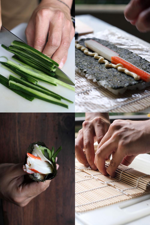Weekend Kitchen: Sushi